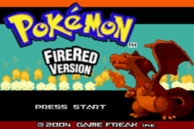 Central Emula Roms Gba Pok 233 Mon Fire Red
