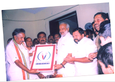 Our chairman with Kerala CM