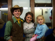 "Darcy & Adam in ""Oklahoma"""