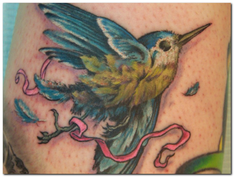 Birds Tattoos Designs