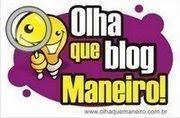 "Premio""Olha que blog Maneiro"""