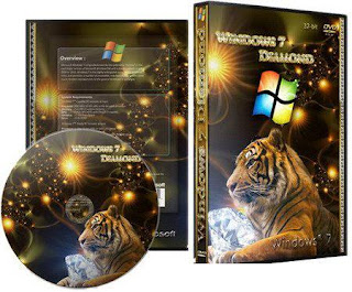 win71 Windows Seven Diamond Gold Ultimate x86
