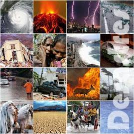 TIPOS DE DESASTRES NATURALES