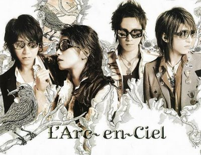 I love L Arc en Ciel