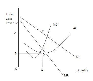 economics equilibriumprofit maximization monopoly