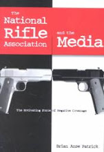 "Also author of ""NRA and the Media"" published in 2003"
