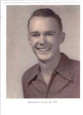 Wayne Davis Age 17