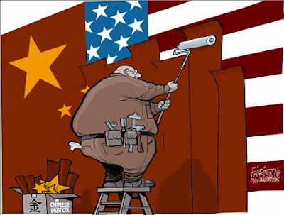 O declínio da hegemonia americana na Ásia Oriental