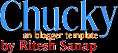 Chucky   Blogger Template