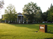 Lee University Administration Bldg