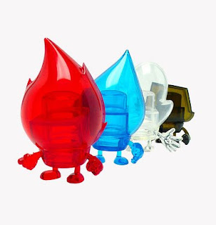 elements by kidrobot