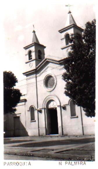 Resultado de imagen para PARROQUIA NUESTRA SEÃ'ORA DE LOS REMEDIOS NUEVA PALMIRA