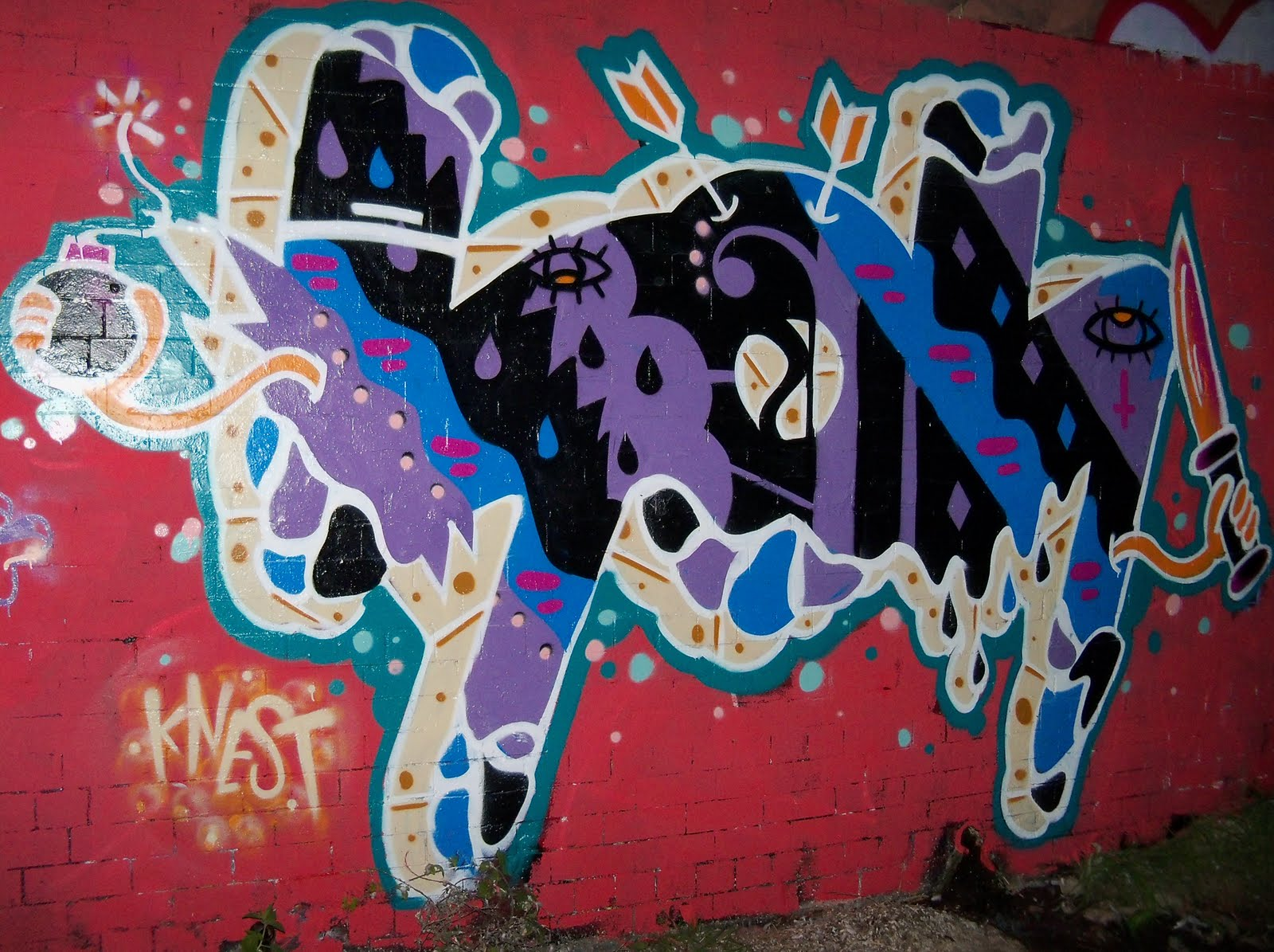3D Graffiti creator with pictures