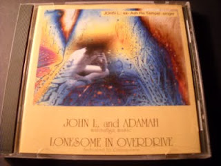 JOHN L. & ADAMAH-LONESOME IN OVERDRIVE, CD, 1996, GERMANY