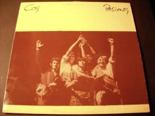 COS-PASIONES, LP, 1982, BELGIUM