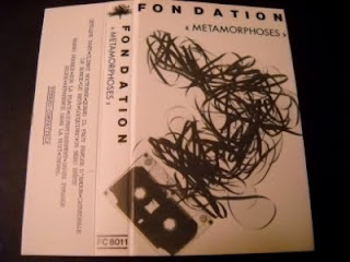 FONDATION-METAMORPHOSES, TAPE, 1980, FRANCE