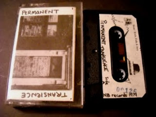 THE DOOR AND THE WINDOW-PERMENANT TRANSIENCE, TAPE, 1979, UK