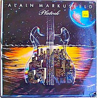ALAIN MARKUSFELD-PLATOCK, LP, 1978, FRANCE