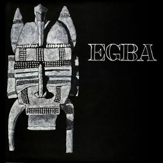 Cover Album of EGBA-S/T. LP, 1974, SWEDEN