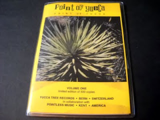 V/A-POINT OF YUCCA VOLUME ONE, CD, 1993, VARIOUS