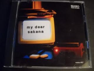 SAKANA-MY DEAR, CD, 1996, JAPAN