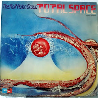 THE ROLF KUHN GROUP-TOTAL SPACE, LP, 1975, GERMANY