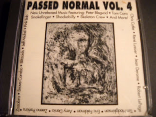 V/A-PASSED NORMAL VOL. 4, CD, 1991, VARIOUS
