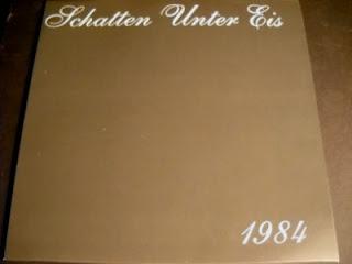 "SCHATTEN UNTER EIS-1984, 12"" EP, 2006 (RECORDED: 1984), GERMANY"