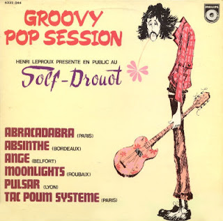 V/A-GROOVY POP SESSION, LP, 1971, FRANCE