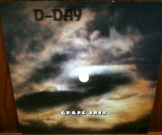 D-DAY-GRAPE IRIS, LP, 1986, JAPAN