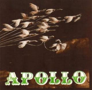 APOLLO-S/T, LP, 1970, FINLAND