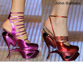 john galliano shoes