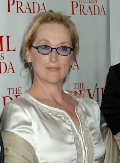 Hollywood celebrity Meryl Streep