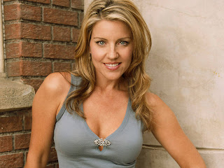 American actress and former ballet dancer Andrea Parker
