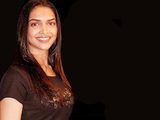 Bollywood model turned actress Deepika Padukone