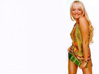 Emma Bunton mostly known as Baby Spice