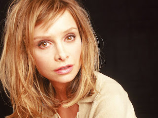 American actress Calista Flockhart