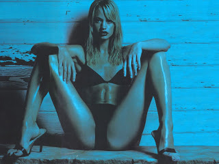 American actress and model Cameron Richardson