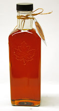 Folia Glass with Maple Leaf