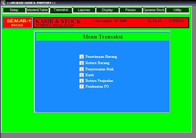Contoh Laporan Stock Opname Excel Laporan 7