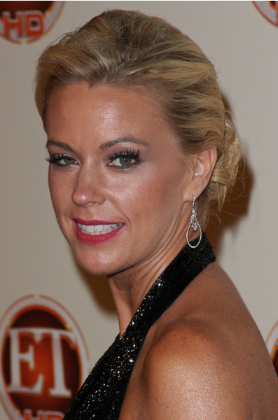 Kate Gosselin Hairstyle during Emmy Awards