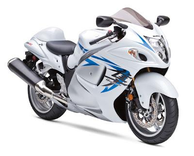 luxury Suzuki Sayabusa Motorcycles