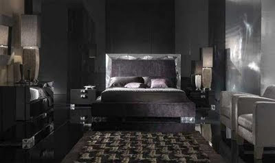 Modern Black Bedroom modern black bedroom - home design ideas - murphysblackbartplayers