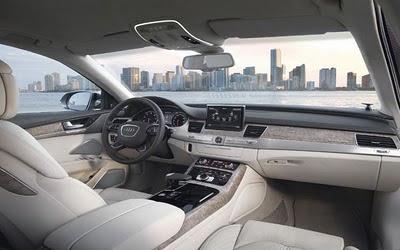 2011 Audi A8 Car