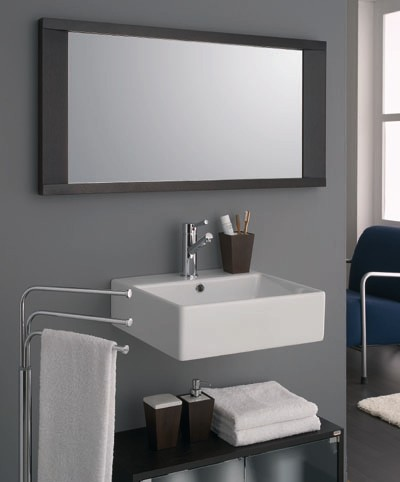 Architecture Homes Contemporary Bathroom Mirrors