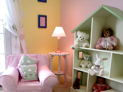 Kids' Rooms Designs Ideas