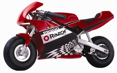 Motorcycles and Go Karts RAZOR