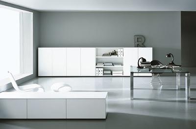 Contemporary Furniture of Design Interior