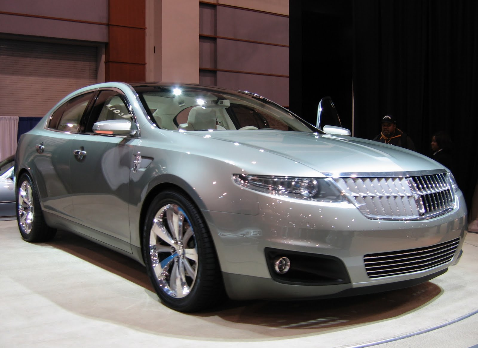 car maniax and the future 2011 lincoln mks information. Black Bedroom Furniture Sets. Home Design Ideas