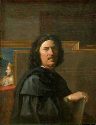 Nicolas Poussin, Self-Portrait, Musée du Louvre